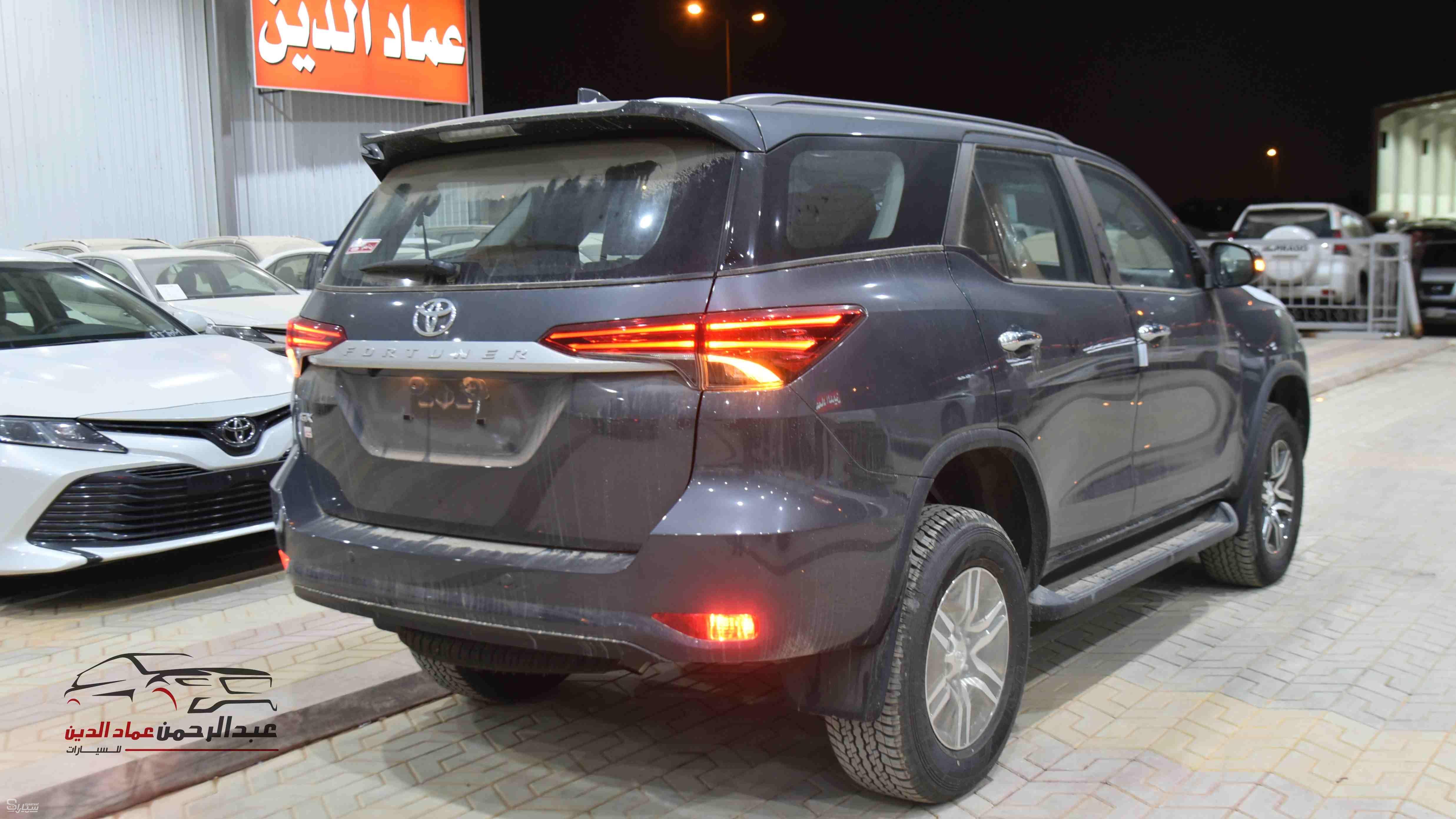 تويوتا فورتشنر GX2 ديزل سعودي 2021