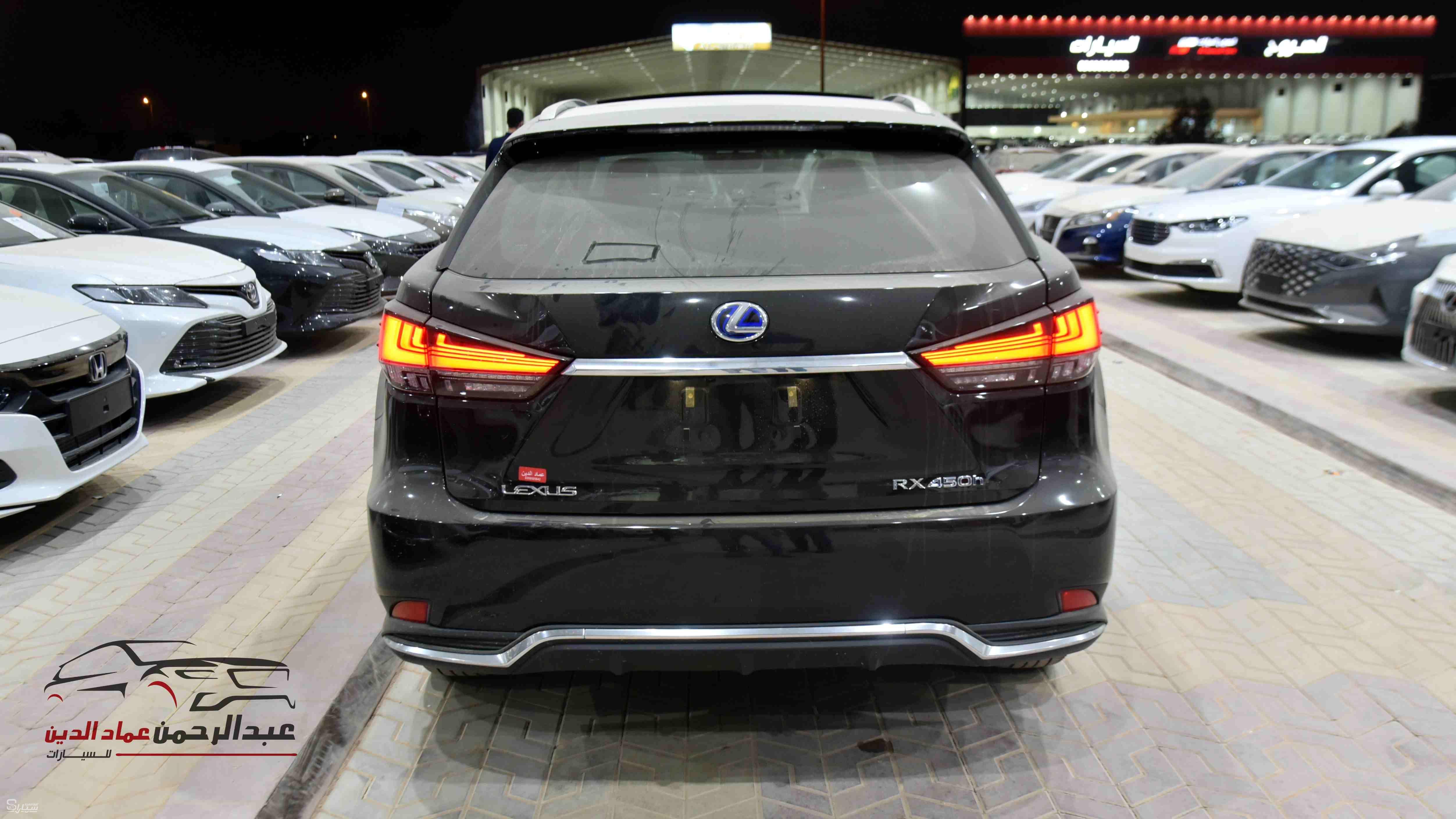 لكزس RX 450 H سعودي 2021