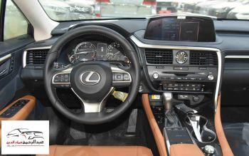 لكزس RX 350 AA سعودي 2021