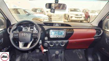 تويوتا هايلكس  GLX طيس بنزين سعودي 2021