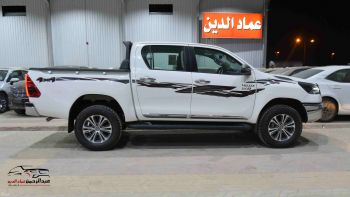تويوتا هايلكس  S-GLX ديزل دبل سعودي 2021