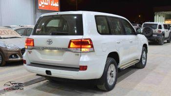 تويوتا لاندكروزر GXR1 2021 بلس سعودي